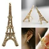 巴黎铁塔 埃菲尔铁塔耳钉
