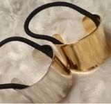 时尚个性欧美范金属发圈 朋克 狂野发绳发饰品