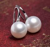 天然淡水珍珠耳环 韩国人气耳钉 新款珍珠饰品 淘货源