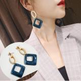 韩国新款复古系气质欧美夸张时尚潮流百搭耳环