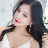 S925银针韩国扭曲气质星星个性珍珠链条耳钉耳饰女